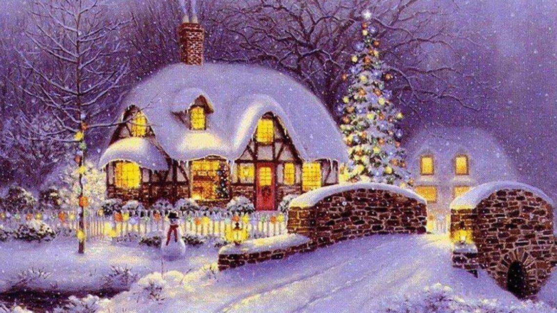 С наступающим Рождеством!