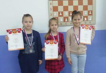 В Брянске состоялся турнир по шахматам до 9 лет
