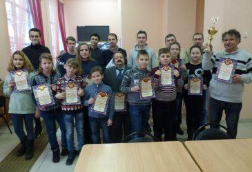 12 января 2020 г. прошла традиционная матчевая встреча между командами Брянской и Орловской областей по шашкам.