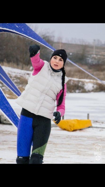 Первое место Брянского Спартака в Кубке России по волейболу на снегу