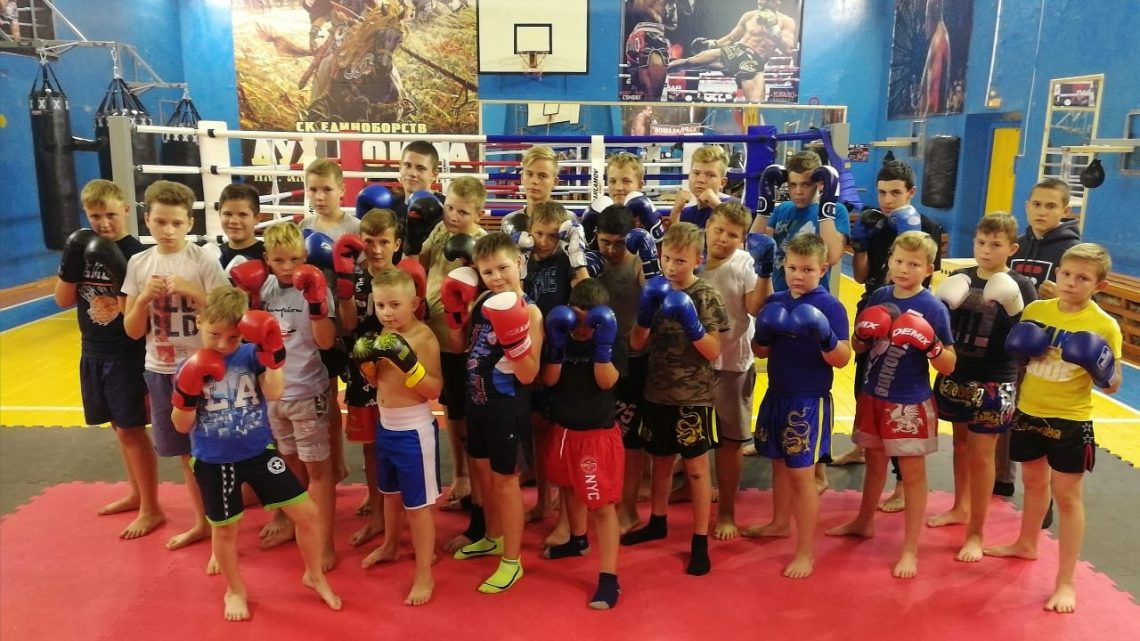 Состав сборной по тайскому боксу