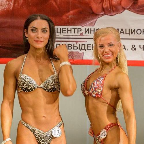 Кубок Брянской области по бодибилдингу IFBB