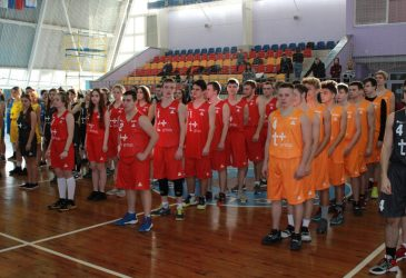 Окончание чемпионата «КЭС-БАСКЕТ»