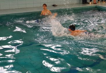 Соревнования по плаванию центра развития детей «Гармония»
