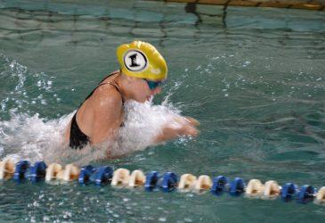 Илья Бородин установил рекорд Брянской области по плаванию на длинной воде