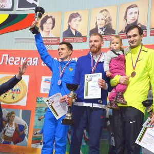 В Брянске прошёл турнир памяти Вячеслава Самотёсова
