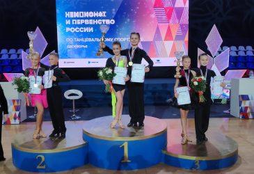 Победа в танцевальном спорте