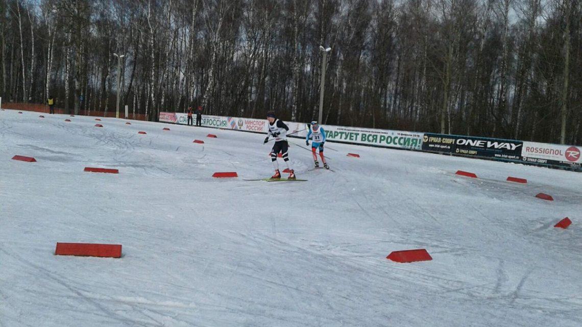 Чемпионат Брянской области по лыжным гонкам