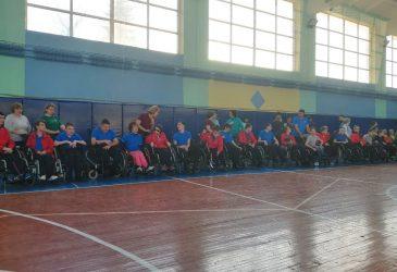 Чемпионат области по бочча