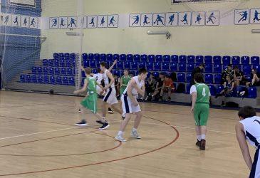Чемпионат Брянска по баскетболу 3х3