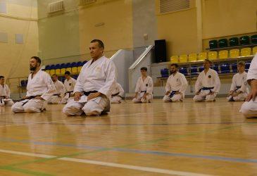Национальный сбор ЦФО по каратэ-до Шотокан-Рю Казэ-Ха