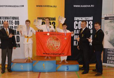 Первенство и чемпионат ЦФО по каратэ-до Шотокан Казэ Ха