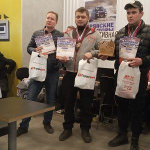 Кубка Брянской области в дисциплине Ралли 3