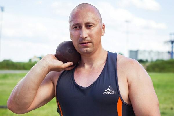 Шаталов серебряный призер Всероссийских соревнований