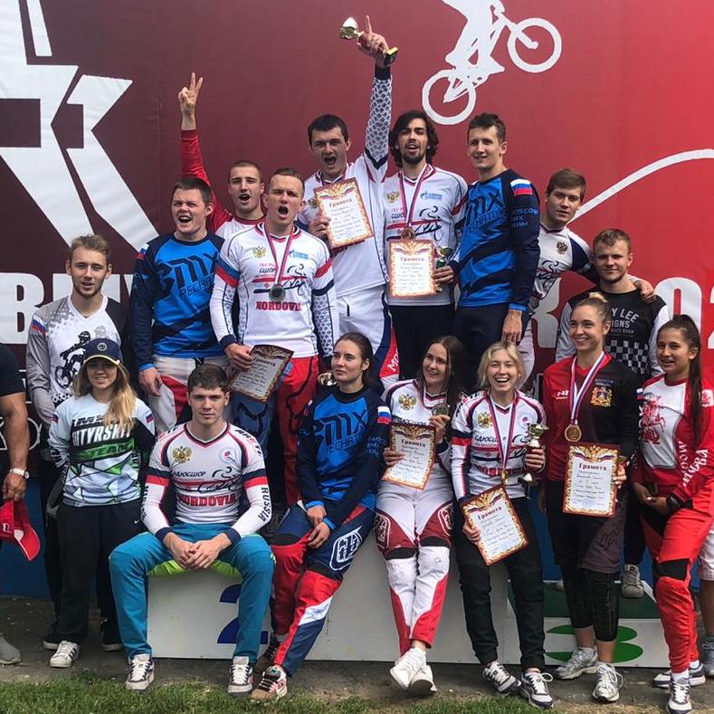 3 - этап Кубка России по велоспорту ВМХ
