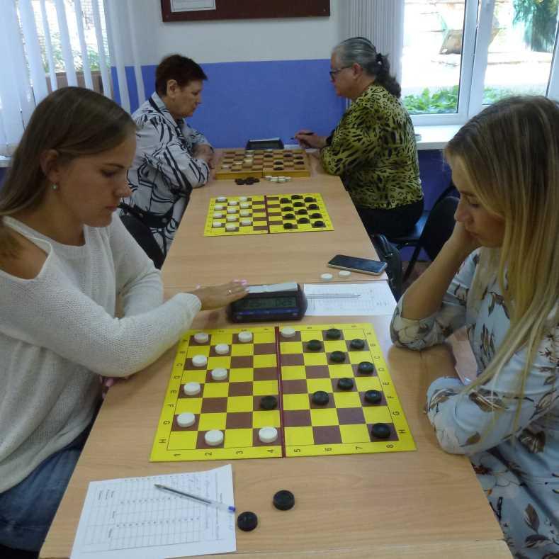 Чемпионат Брянской области среди мужчин и женщин по русским шашкам
