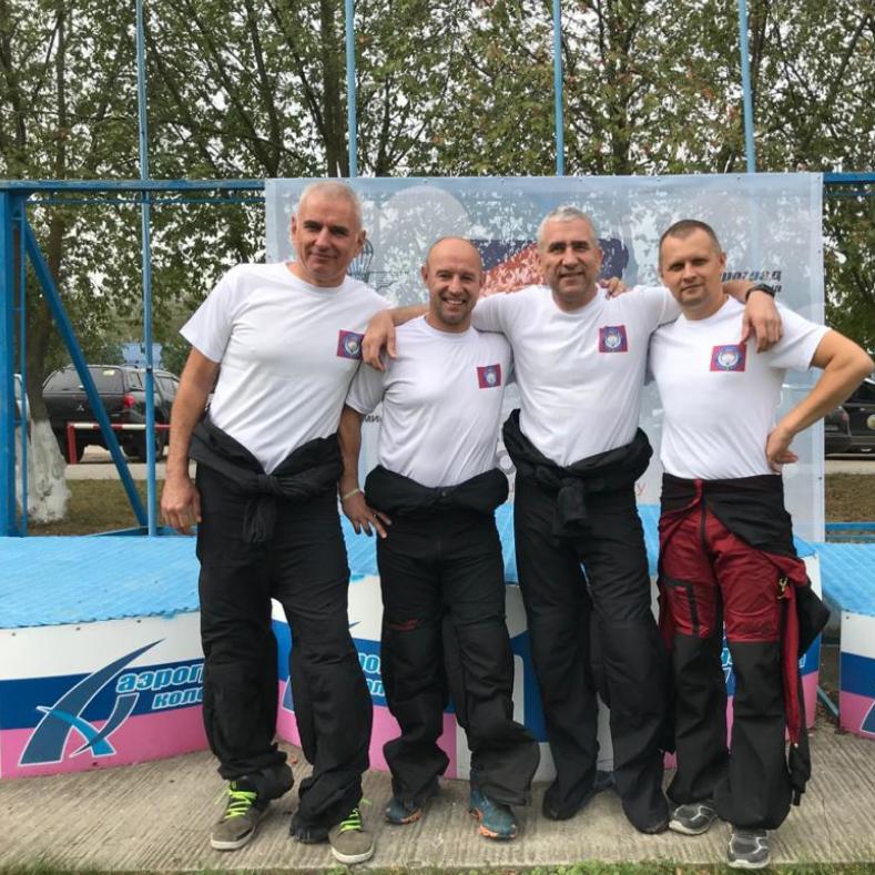 Чемпионат России по парашютному спорту