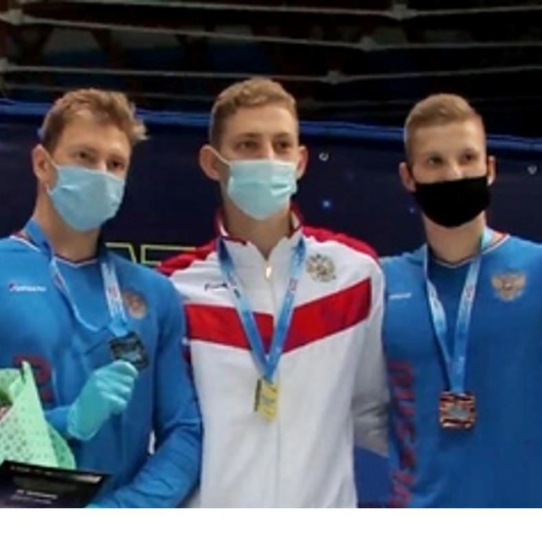 Бородин Илья победитель Чемпионата России с новым рекордом России!