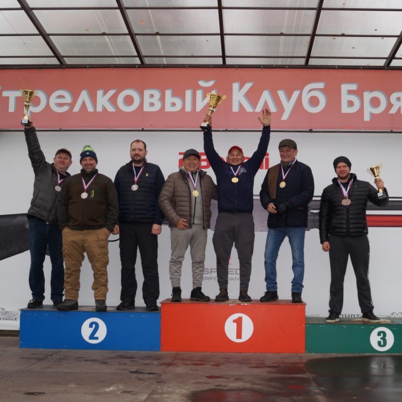 Итоги 2 этапа Кубка России по стендовой стрельбе (дисциплина – спортинг-дуплетная стрельба)