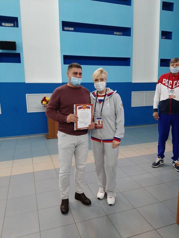 Олимпийцы посетили Сельцо