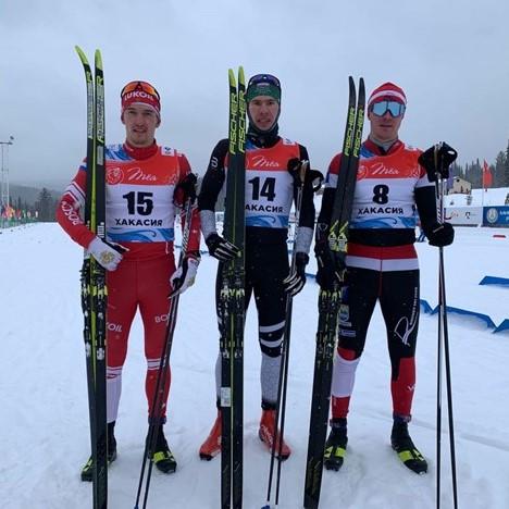 Первый этап Кубка России по лыжным гонкам