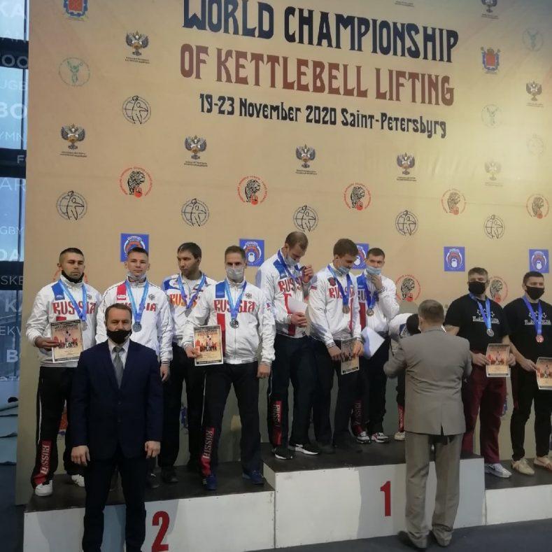 Два серебра брянских гиревиков на Чемпионате и Первенстве Мира!