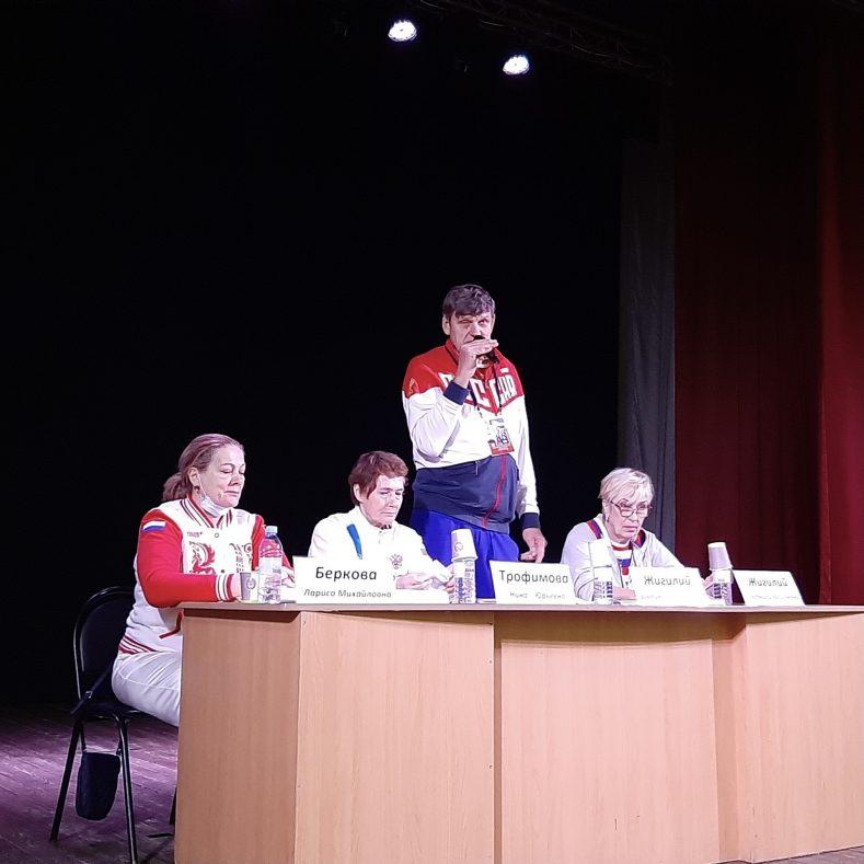 Олимпийские легенды посетили Жуковку