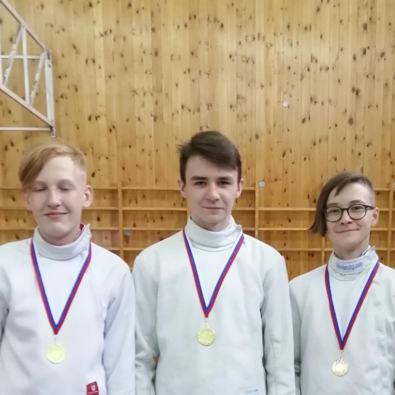 В  городе Смоленск завершился турнир по фехтованию