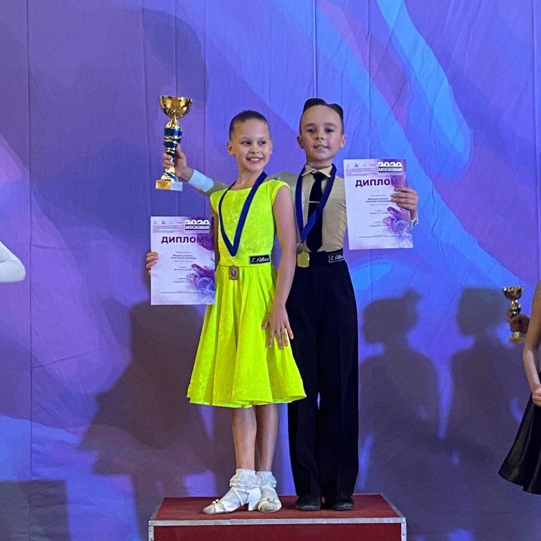 ИТОГИ детского марафона «Московия 2020» по танцевальному спорту