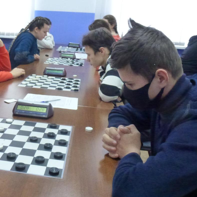 Итоги первенства Брянской области по русским шашкам