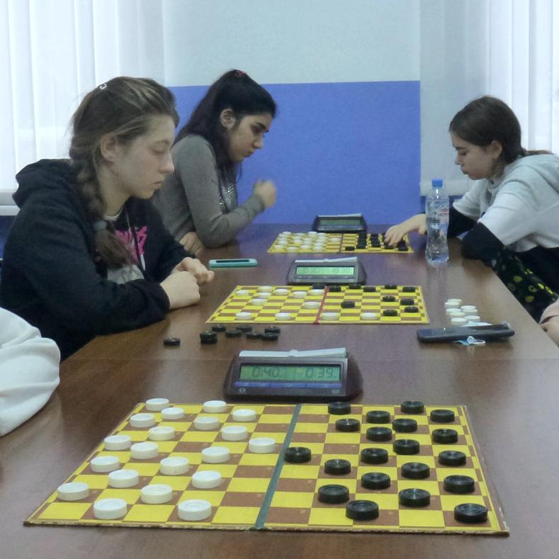 Итоги первенства Брянской области по стоклеточным шашкам