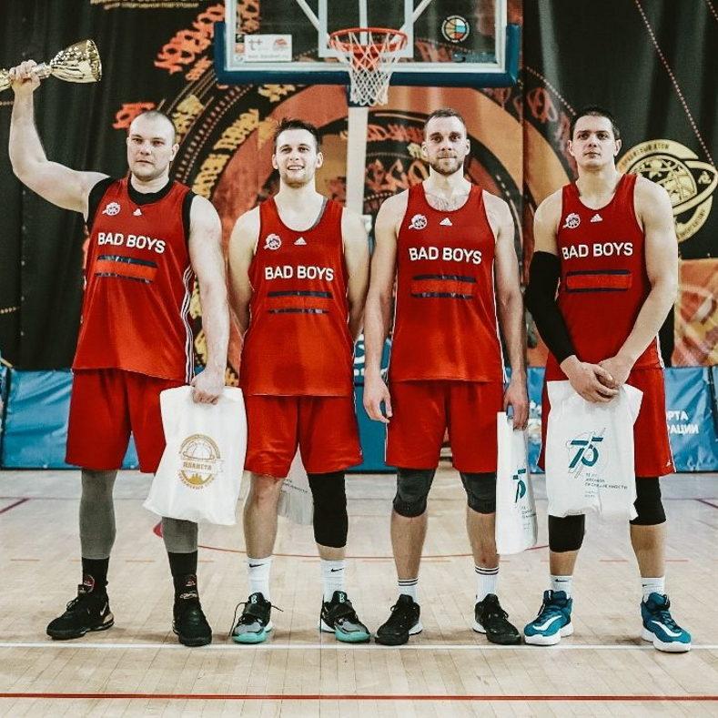 Фестиваль баскетбола 3х3 среди областей ЦФО