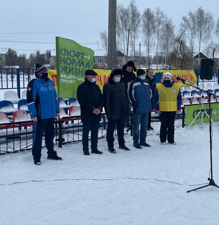 Зимние сельские спортивные игры Брянской области