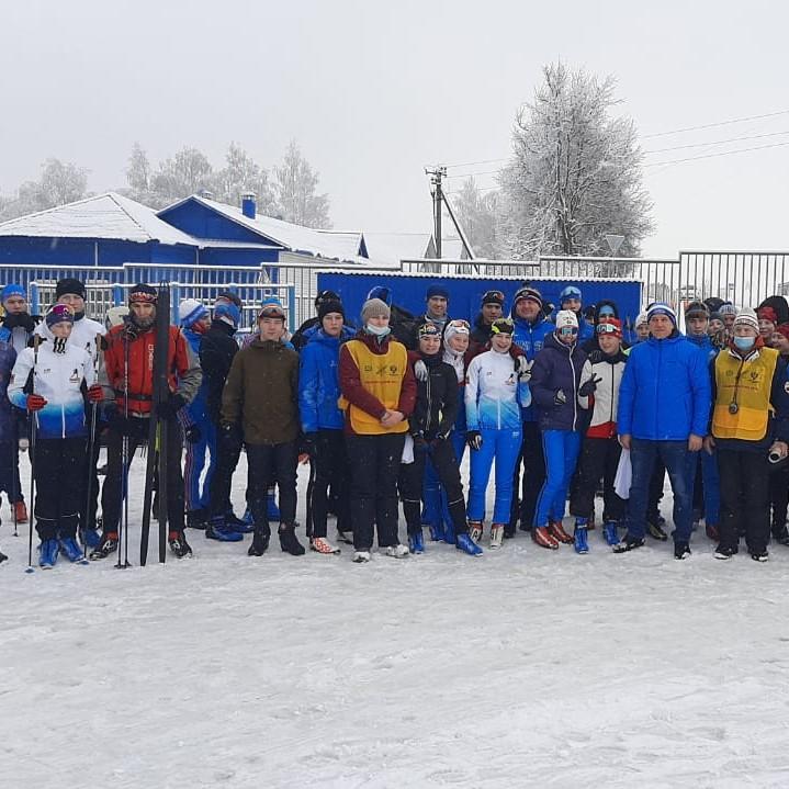 Завершилось Первенство Брянской области по лыжным гонкам
