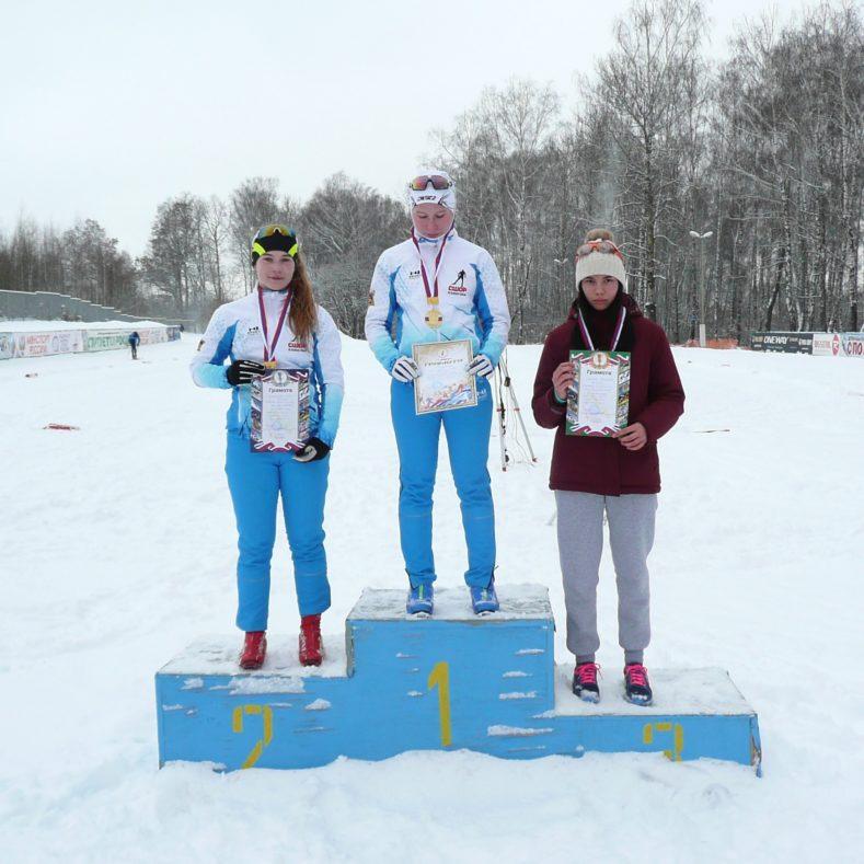 Итоги Первенства Брянской области по лыжным гонкам