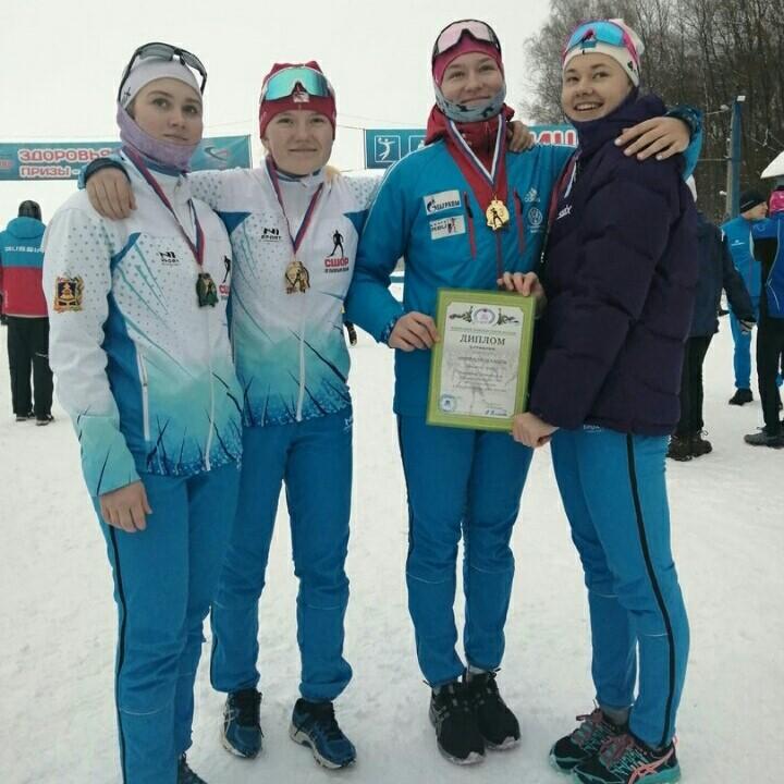Итоги Первенства ЦФО по лыжным гонкам