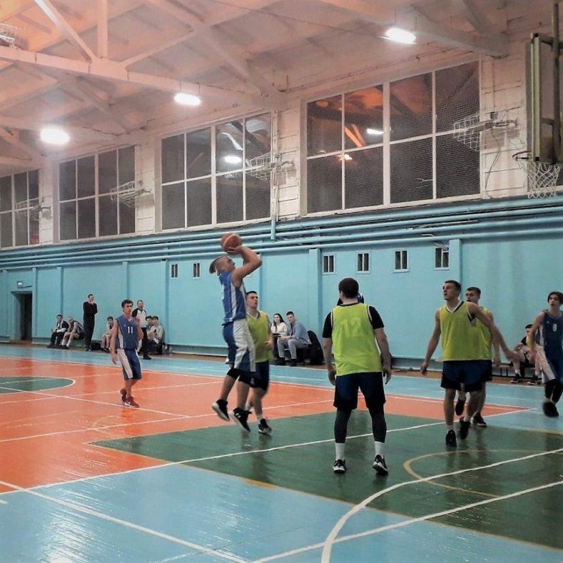 Первые итоги игр Чемпионата Брянской области по баскетболу среди студентов