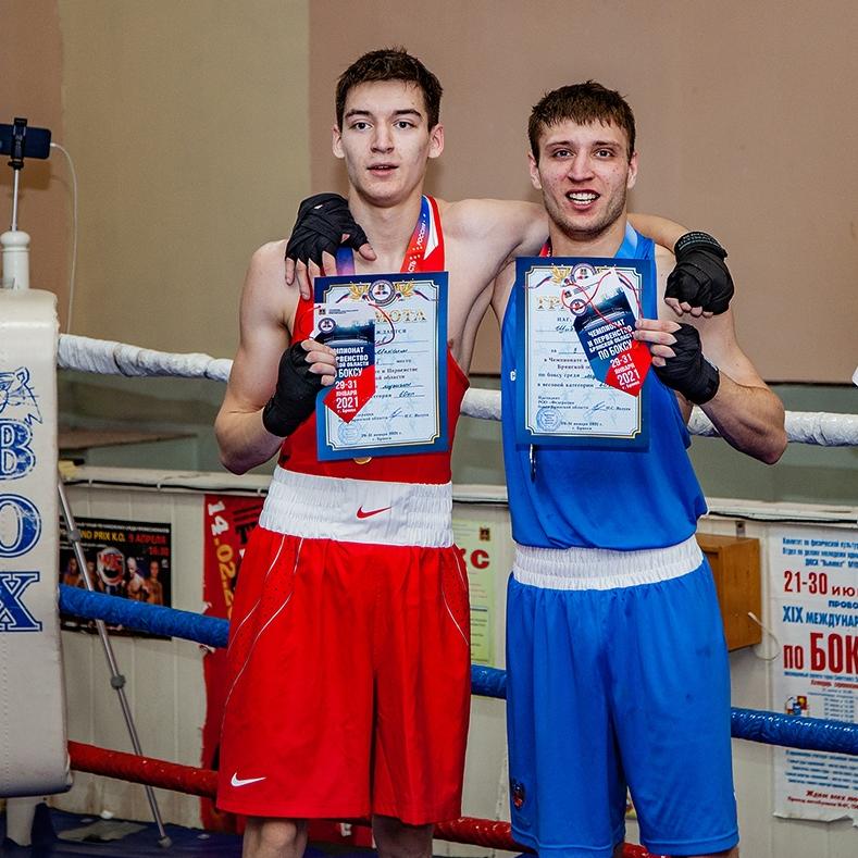 Итоги Чемпионата и Первенства Брянской области по боксу