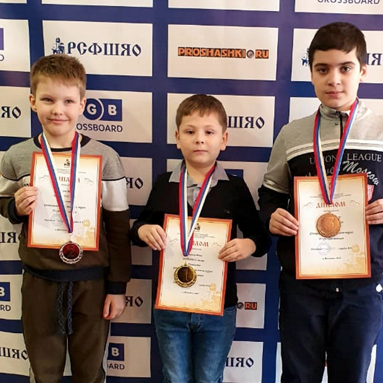 Итоги Чемпионата и Первенства ЦФО по шашкам
