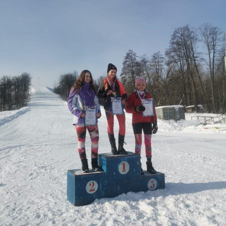 Итоги Чемпионата и первенства Брянской области по горнолыжному спорту