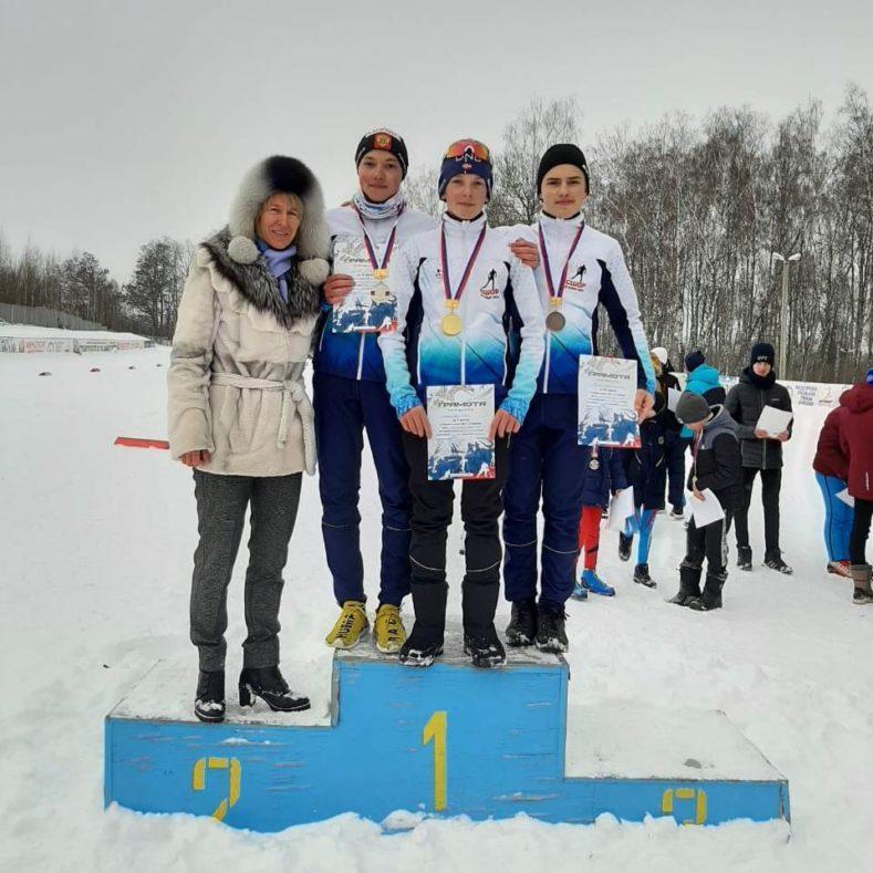Завершился Турнир на призы ЗМС Л.Н. Куркиной по лыжным гонкам