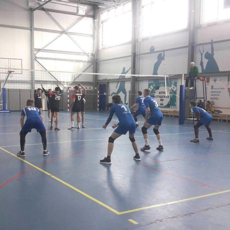 Итоги игр Чемпионата и Первенства Брянской области (2 группа) (зона «Юго-Восток») по волейболу