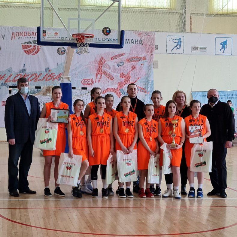 Региональный финал по баскетболу Чемпионат «Локобаскет»
