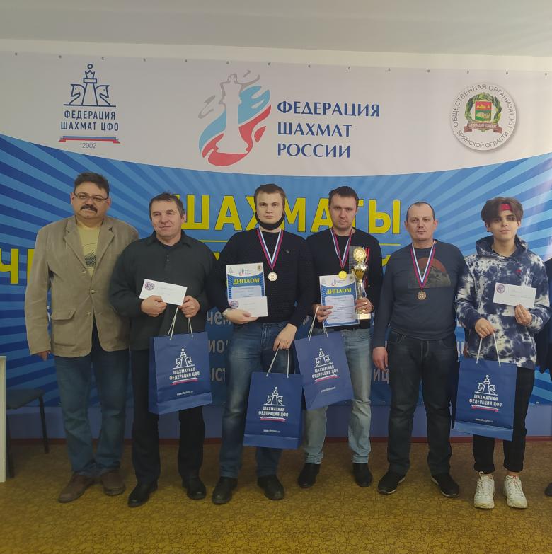 Итоги чемпионата ЦФО по блицу и быстрым шахматам