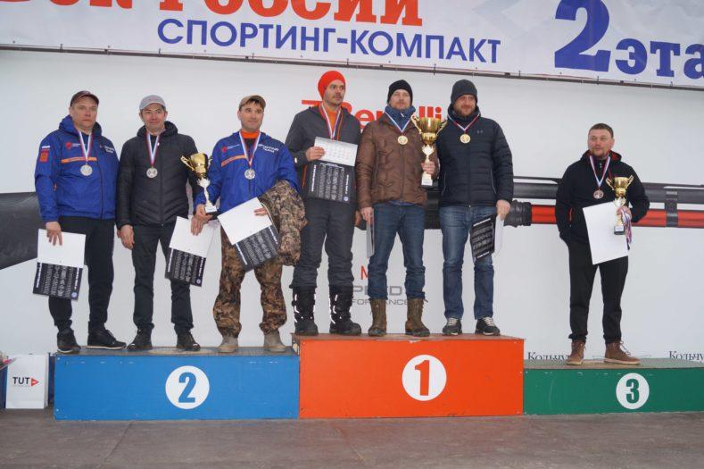 Итоги 2 этапа Кубка России по стендовой стрельбе