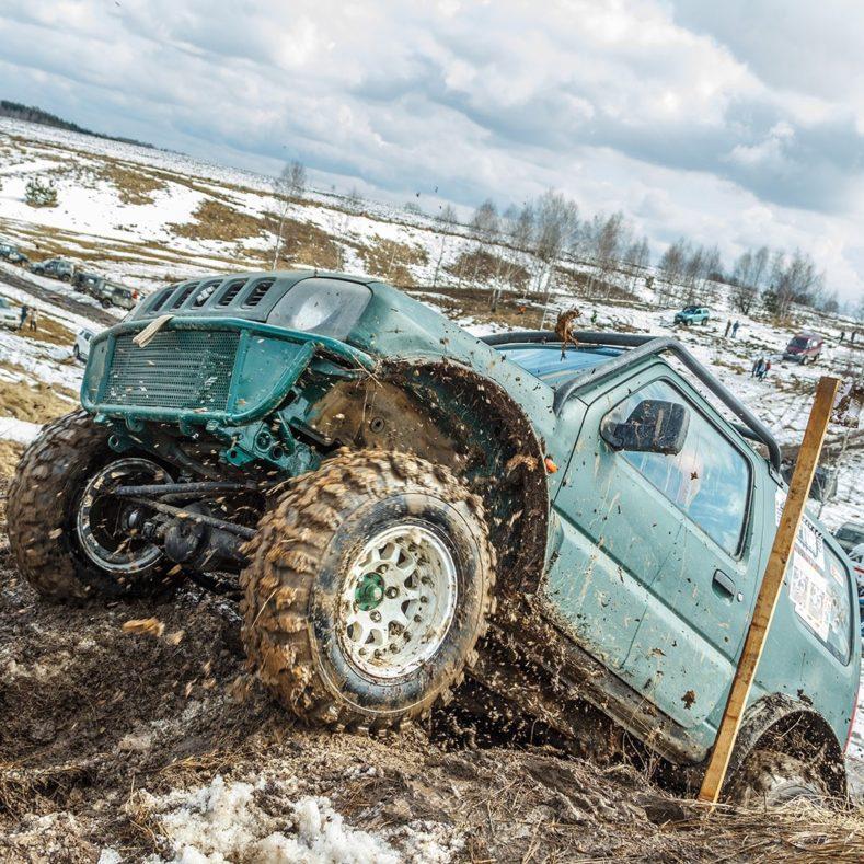 Итоги Кубка Брянской области по автомобильному спорту