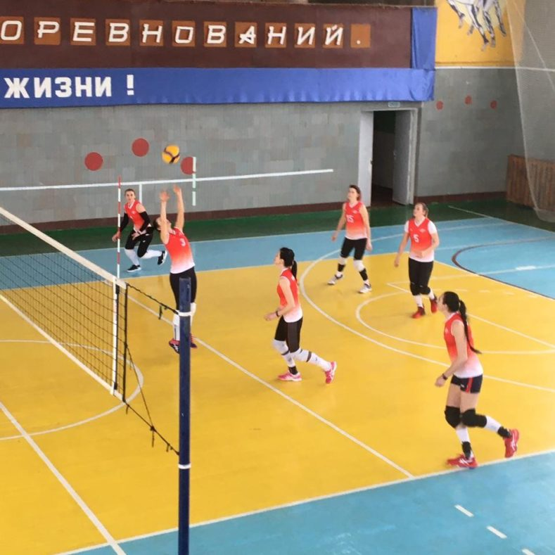Промежуточные итоги игр Чемпионата Брянской области по волейболу