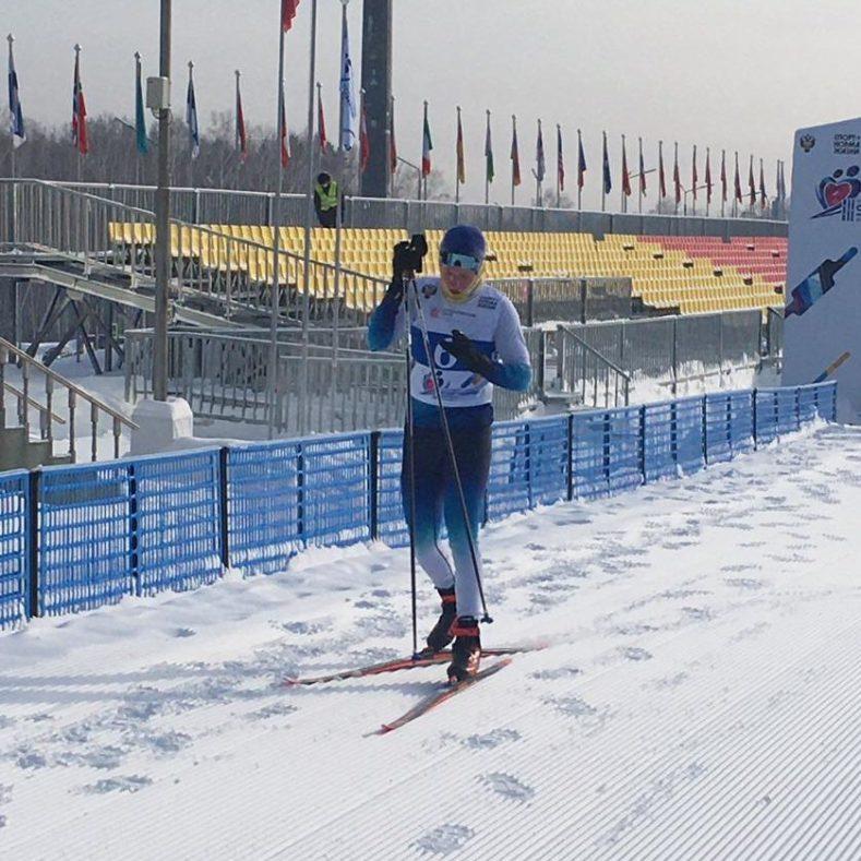 Всероссийская зимняя спартакиада инвалидов