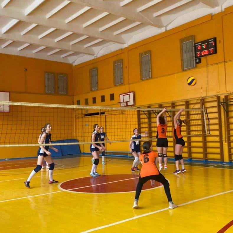 Итоги игр Первенства Брянской области по волейболу
