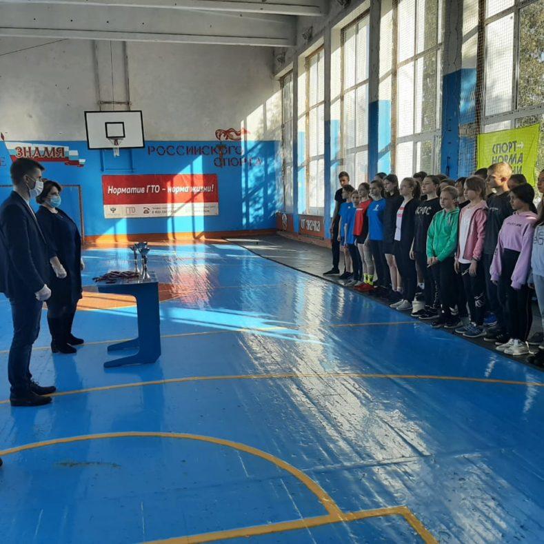 ГТО в Карачевском районе